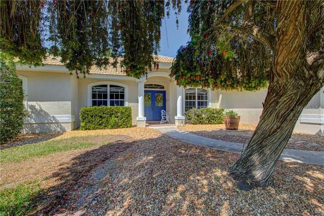4021 Giannini Lane, Sarasota, FL 34233 (MLS #A4464173) :: The Robertson Real Estate Group