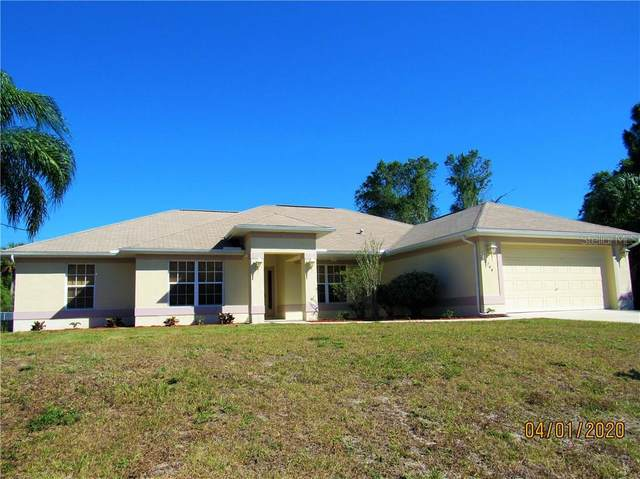 3744 Monday Terrace, North Port, FL 34286 (MLS #A4464179) :: The A Team of Charles Rutenberg Realty