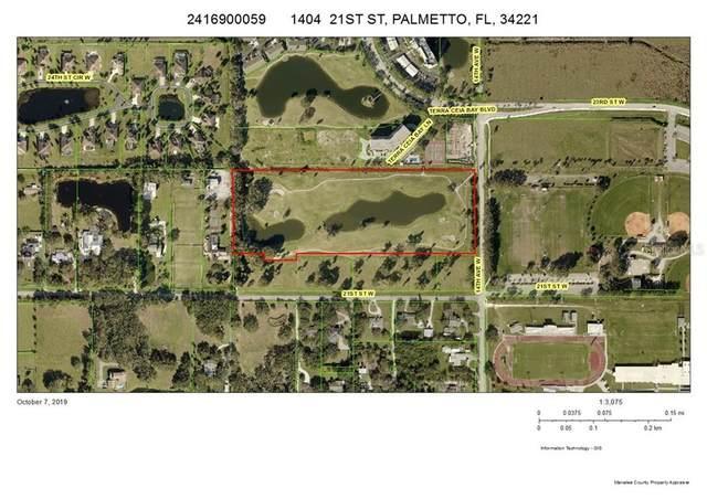 1404 21ST Street W, Palmetto, FL 34221 (MLS #A4464221) :: The Duncan Duo Team