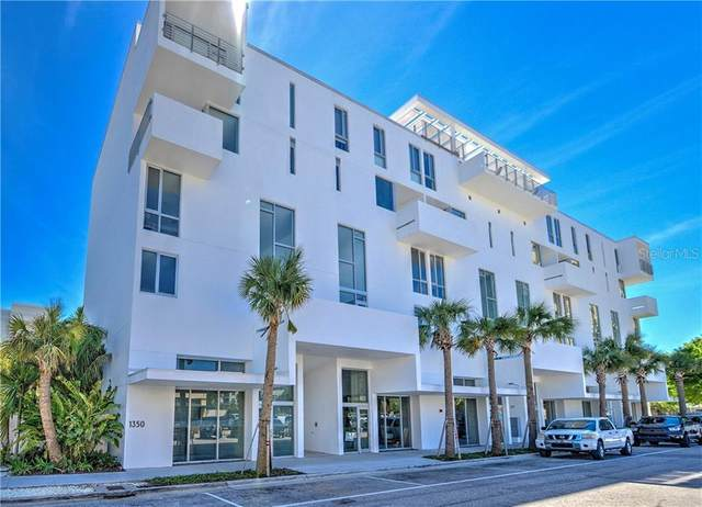 1350 5TH Street #205, Sarasota, FL 34236 (MLS #A4464247) :: McConnell and Associates