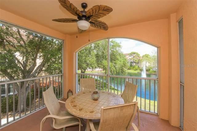 4140 Central Sarasota Parkway #1222, Sarasota, FL 34238 (MLS #A4464343) :: Bustamante Real Estate