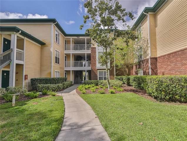 10122 Winsford Oak Boulevard #405, Tampa, FL 33624 (MLS #A4464347) :: Lockhart & Walseth Team, Realtors