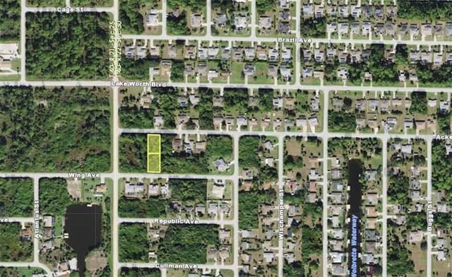 18029 Ackerman Avenue, Port Charlotte, FL 33948 (MLS #A4464350) :: The Light Team