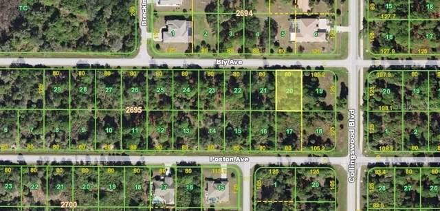 17519 Bly Avenue, Port Charlotte, FL 33948 (MLS #A4464376) :: Premier Home Experts