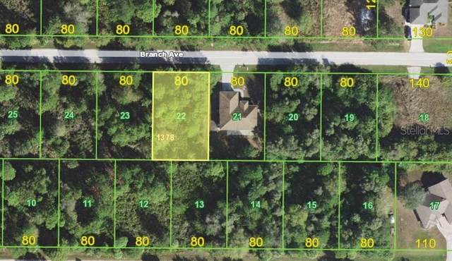 23493 Branch Avenue, Port Charlotte, FL 33980 (MLS #A4464377) :: Premier Home Experts