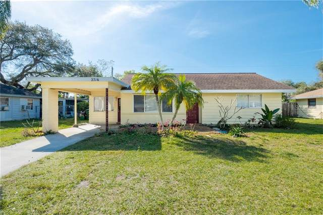 2716 Sydelle Street, Sarasota, FL 34237 (MLS #A4464380) :: Griffin Group
