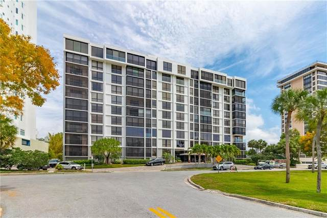 707 S Gulfstream Avenue #203, Sarasota, FL 34236 (MLS #A4464387) :: Alpha Equity Team