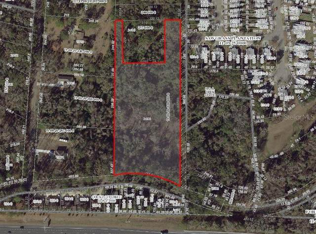 2490 Raymond Diehl Road, Tallahassee, FL 32309 (MLS #A4464411) :: Griffin Group