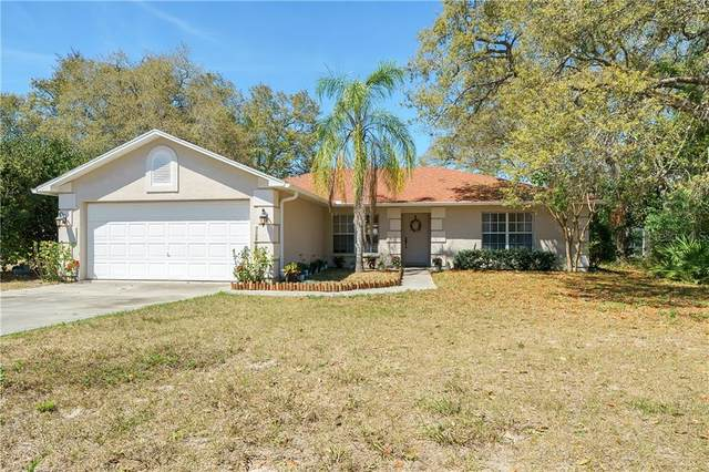 8109 Rhanbuoy Road, Spring Hill, FL 34606 (MLS #A4464418) :: Lovitch Group, Keller Williams Realty South Shore