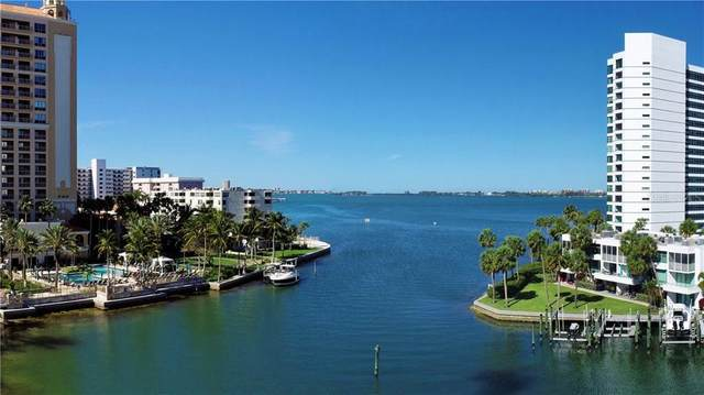200 Quay Commons #403, Sarasota, FL 34236 (MLS #A4464423) :: McConnell and Associates