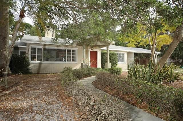 887 Patterson Drive, Sarasota, FL 34234 (MLS #A4464432) :: Kendrick Realty Inc