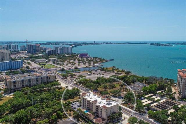 1188 N Tamiami Trail #603, Sarasota, FL 34236 (MLS #A4464438) :: Mark and Joni Coulter | Better Homes and Gardens