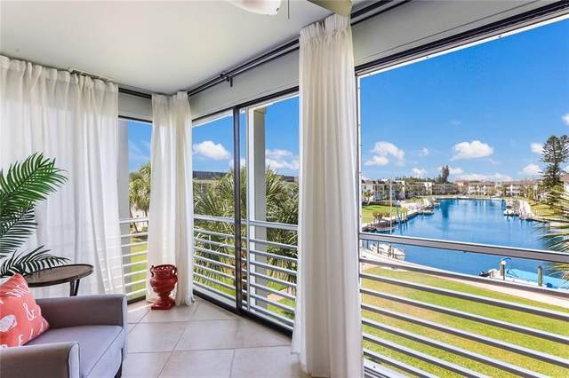 4340 Falmouth Drive #304, Longboat Key, FL 34228 (MLS #A4464441) :: Dalton Wade Real Estate Group