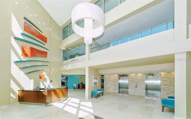 988 Blvd Of The Arts #216, Sarasota, FL 34236 (MLS #A4464444) :: Sarasota Home Specialists