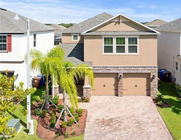 2819 Monticello Way, Kissimmee, FL 34741 (MLS #A4464450) :: The Figueroa Team