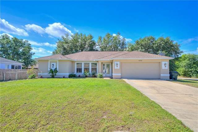 6193 Hollywood Avenue, North Port, FL 34291 (MLS #A4464471) :: Lockhart & Walseth Team, Realtors