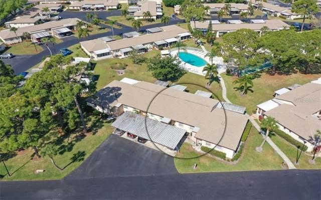 2840 Swifton Drive #121, Sarasota, FL 34231 (MLS #A4464551) :: Remax Alliance