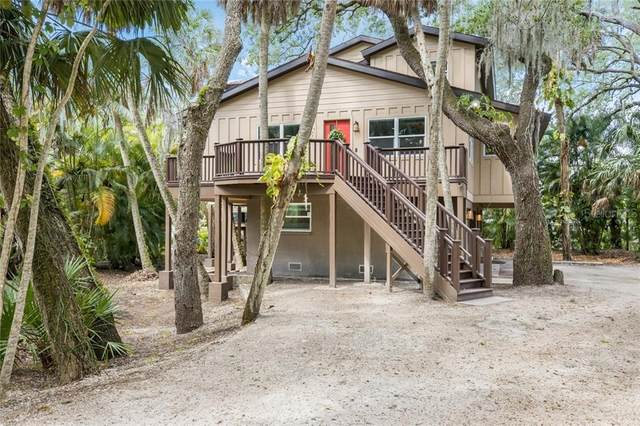 3376 S Seclusion Drive, Sarasota, FL 34239 (MLS #A4464563) :: Carmena and Associates Realty Group