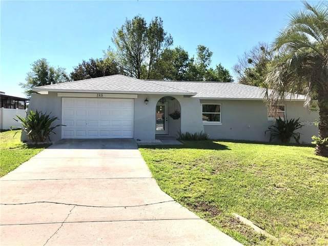188 W Seymeria Drive, Beverly Hills, FL 34465 (MLS #A4464598) :: The A Team of Charles Rutenberg Realty