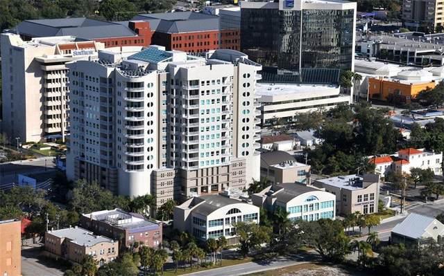 1771 Ringling Boulevard #1004, Sarasota, FL 34236 (MLS #A4464614) :: Keller Williams on the Water/Sarasota