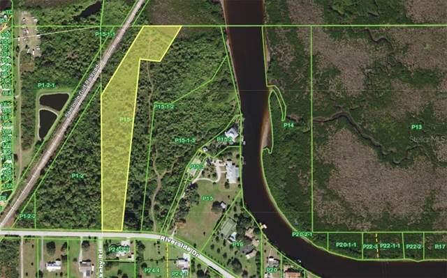 7100 Riverside Drive, Punta Gorda, FL 33982 (MLS #A4464631) :: Lockhart & Walseth Team, Realtors