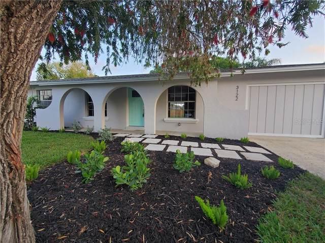 3122 Bernadette Lane, Sarasota, FL 34234 (MLS #A4464636) :: Sarasota Home Specialists
