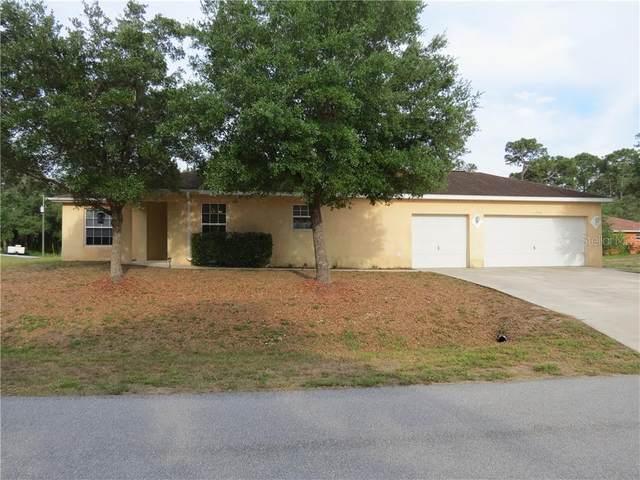 1736 Sontana Street, North Port, FL 34291 (MLS #A4464666) :: Remax Alliance