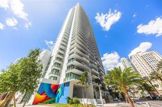 100 1ST Avenue N #3005, St Petersburg, FL 33701 (MLS #A4464725) :: Baird Realty Group