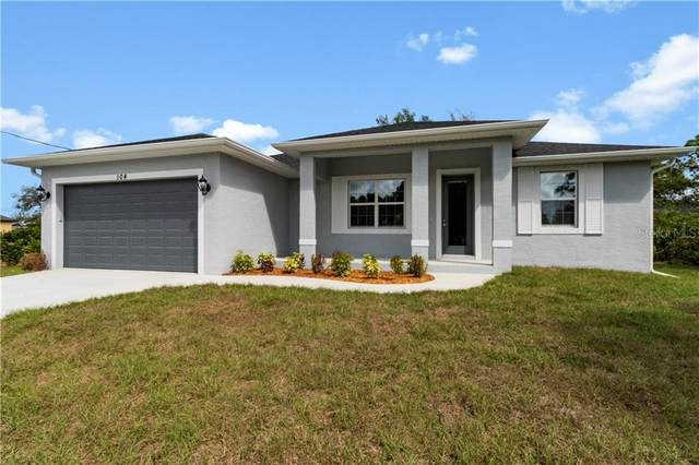 104 Minnow Way, Rotonda West, FL 33947 (MLS #A4464739) :: Baird Realty Group