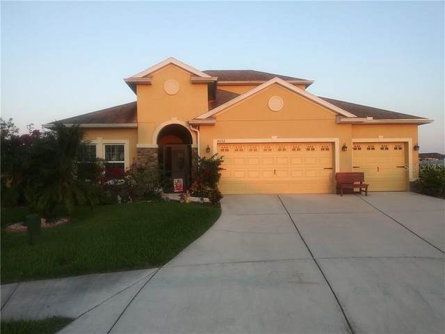 Address Not Published, Parrish, FL 34219 (MLS #A4464869) :: Cartwright Realty