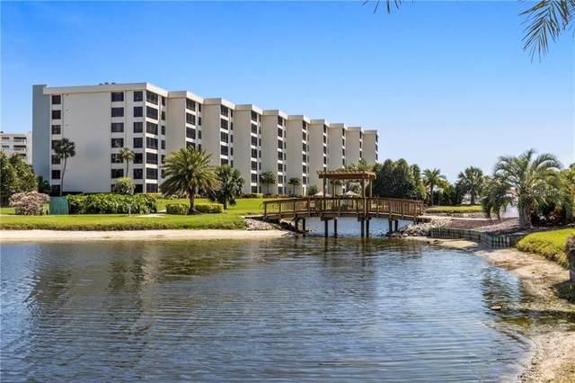 5750 Midnight Pass Road 504E, Sarasota, FL 34242 (MLS #A4464939) :: Zarghami Group