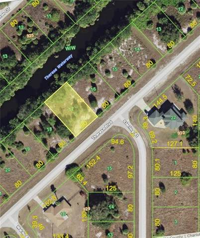129 Theresa Boulevard, Port Charlotte, FL 33954 (MLS #A4464979) :: The Light Team