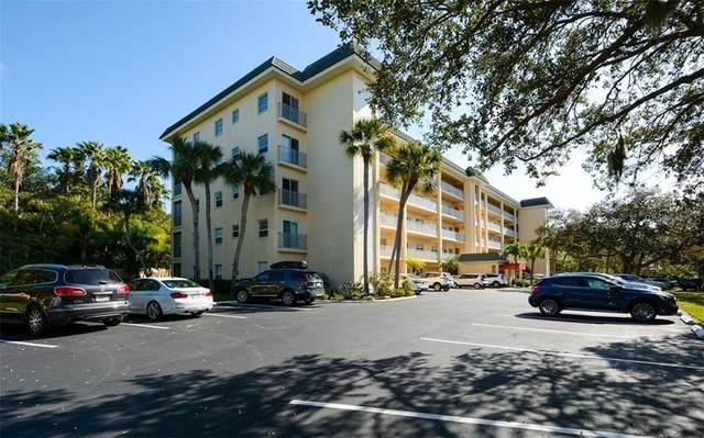 8625 Midnight Pass Road B304, Sarasota, FL 34242 (MLS #A4465142) :: The Light Team
