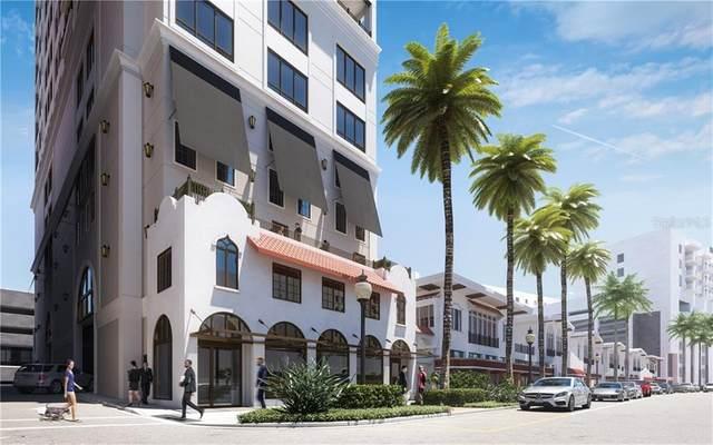 33 S Palm Avenue #703, Sarasota, FL 34236 (MLS #A4465557) :: Baird Realty Group