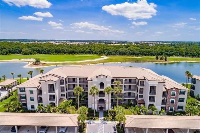 16904 Vardon Terrace #207, Lakewood Ranch, FL 34211 (MLS #A4465898) :: The Duncan Duo Team
