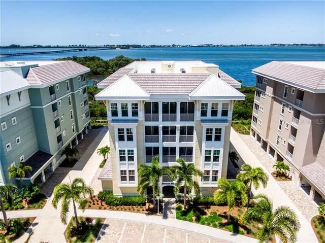 384 Aruba Circle #302, Bradenton, FL 34209 (MLS #A4466069) :: Burwell Real Estate