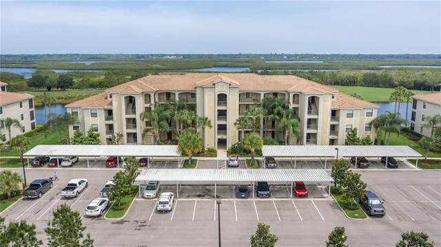 7015 River Hammock Drive #403, Bradenton, FL 34212 (MLS #A4466102) :: Cartwright Realty