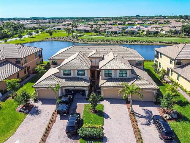 6504 Grand Estuary Trail #103, Bradenton, FL 34212 (MLS #A4466252) :: Medway Realty