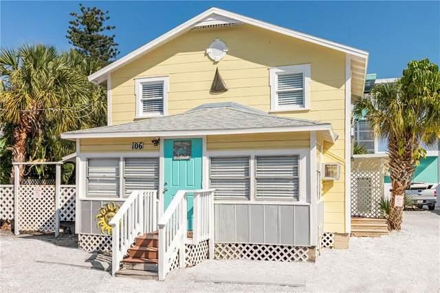 106 3RD Street S #2, Bradenton Beach, FL 34217 (MLS #A4466518) :: Medway Realty