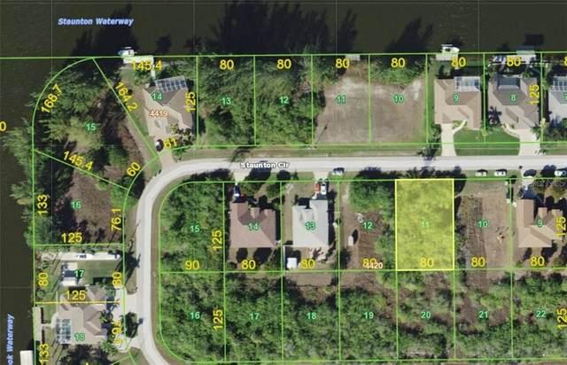 15611 Staunton Circle, Port Charlotte, FL 33981 (MLS #A4466602) :: Premium Properties Real Estate Services
