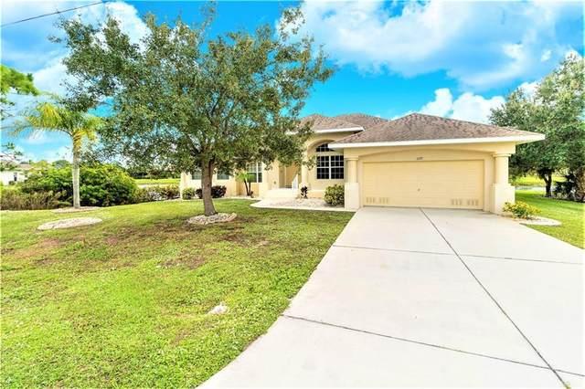 1177 Rotonda Circle, Rotonda West, FL 33947 (MLS #A4466688) :: The BRC Group, LLC