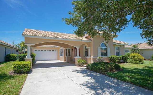 5055 Faberge Place, Sarasota, FL 34233 (MLS #A4466722) :: Burwell Real Estate