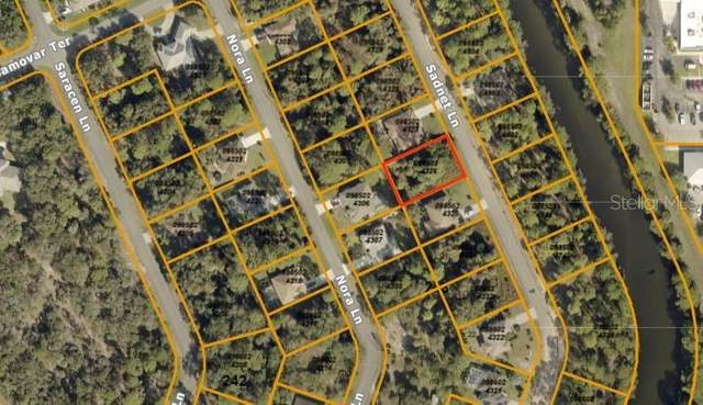 Sadnet Lane, North Port, FL 34286 (MLS #A4466895) :: EXIT King Realty