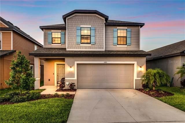 5145 Brickwood Rise Drive, Wimauma, FL 33598 (MLS #A4466983) :: Team Bohannon Keller Williams, Tampa Properties