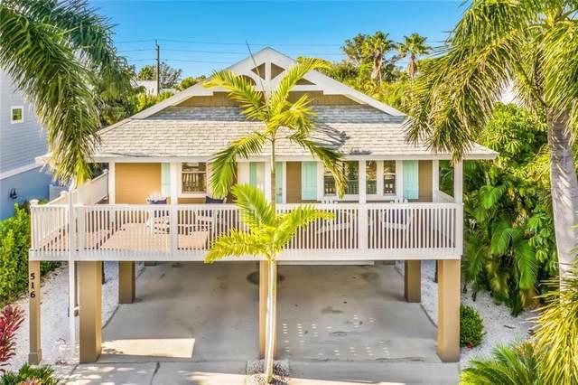 516 Magnolia Avenue, Anna Maria, FL 34216 (MLS #A4467038) :: Your Florida House Team