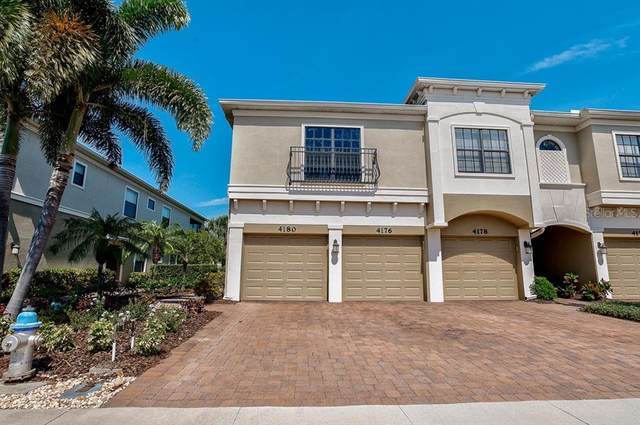 4180 Overture Circle #522, Bradenton, FL 34209 (MLS #A4467095) :: The Paxton Group