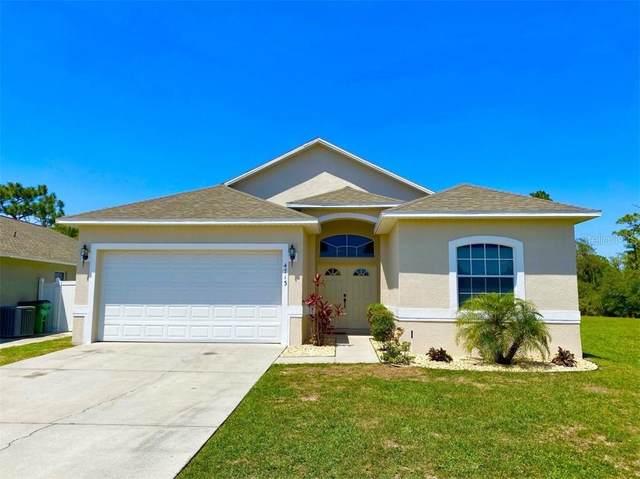 4713 Huron Bay Circle, Kissimmee, FL 34759 (MLS #A4467143) :: The Duncan Duo Team