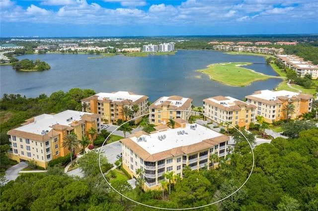 6465 Watercrest Way #303, Lakewood Ranch, FL 34202 (MLS #A4467385) :: Burwell Real Estate