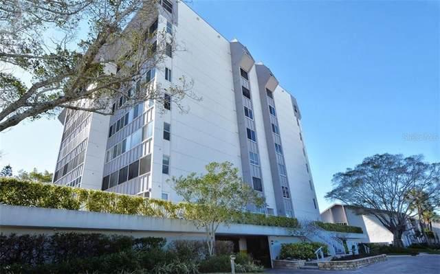 1080 W Peppertree Lane 403A, Sarasota, FL 34242 (MLS #A4467408) :: The Light Team