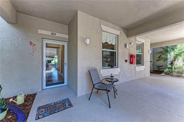 1011 Fairwaycove Lane #104, Bradenton, FL 34212 (MLS #A4467641) :: Griffin Group